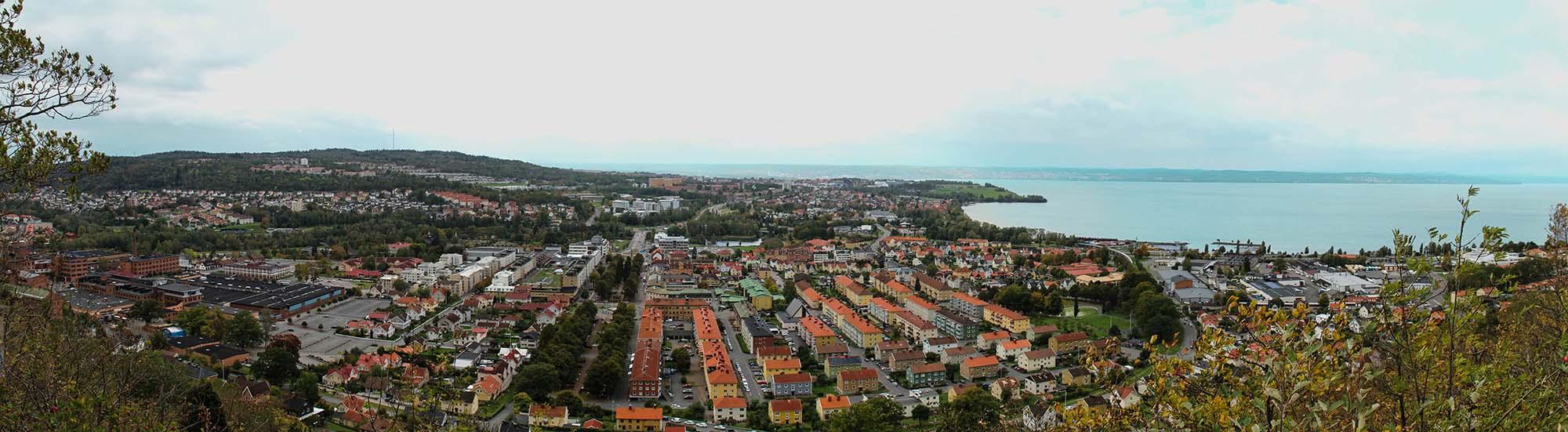 Utsikten – Huskvarna och Jönköping